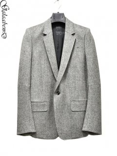 GalaabenD Tweed 1B Jacket [LIMITED]<img class='new_mark_img2' src='//img.shop-pro.jp/img/new/icons32.gif' style='border:none;display:inline;margin:0px;padding:0px;width:auto;' />