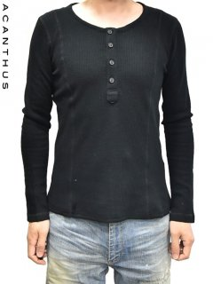 ACANTHUS Henly Neck Cut&sewn L/S<img class='new_mark_img2' src='https://img.shop-pro.jp/img/new/icons38.gif' style='border:none;display:inline;margin:0px;padding:0px;width:auto;' />