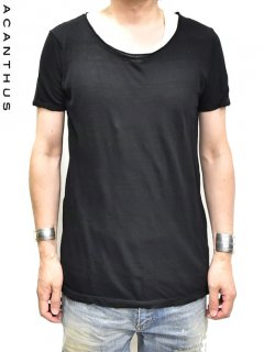 ACANTHUS Semi-Boat Neck Border T Shirt<img class='new_mark_img2' src='https://img.shop-pro.jp/img/new/icons38.gif' style='border:none;display:inline;margin:0px;padding:0px;width:auto;' />