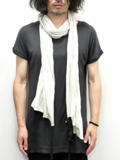 S/STERE Drawstring Stole<img class='new_mark_img2' src='https://img.shop-pro.jp/img/new/icons38.gif' style='border:none;display:inline;margin:0px;padding:0px;width:auto;' />