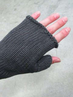 wjk Knit Fingerless Glove