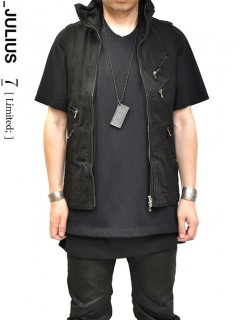 _JULIUS LIMITED Jatneck Riders Vest
