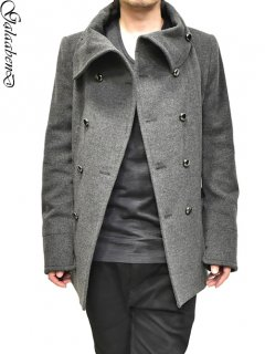 GalaabenD High Stand Collar Coat<img class='new_mark_img2' src='https://img.shop-pro.jp/img/new/icons38.gif' style='border:none;display:inline;margin:0px;padding:0px;width:auto;' />