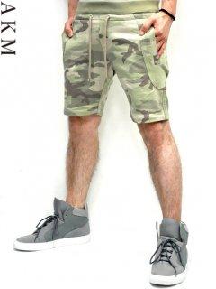 AKM Solid Half Easy Pants