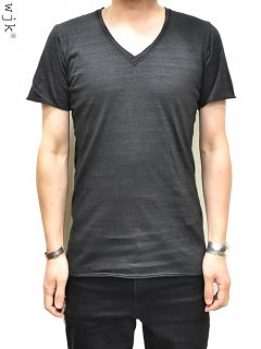 wjk 2ply V Neck T Shirt<img class='new_mark_img2' src='//img.shop-pro.jp/img/new/icons20.gif' style='border:none;display:inline;margin:0px;padding:0px;width:auto;' />