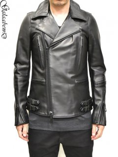 GalaabenD Leather W Riders Jacket<img class='new_mark_img2' src='//img.shop-pro.jp/img/new/icons38.gif' style='border:none;display:inline;margin:0px;padding:0px;width:auto;' />