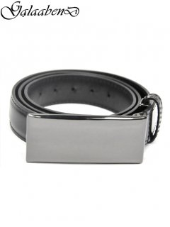 GalaabenD Plate Buckle Belt