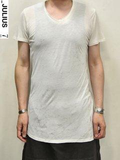 _JULIUS Print T Shirt<img class='new_mark_img2' src='https://img.shop-pro.jp/img/new/icons38.gif' style='border:none;display:inline;margin:0px;padding:0px;width:auto;' />