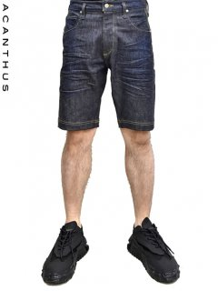 ACANTHUS Denim Short Pants<img class='new_mark_img2' src='//img.shop-pro.jp/img/new/icons20.gif' style='border:none;display:inline;margin:0px;padding:0px;width:auto;' />