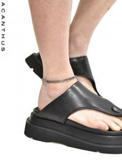 ACANTHUS Box Chain (Necklace/Bracelet/Anklet)