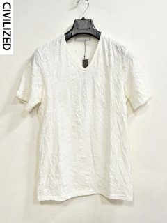 CIVILIZED V Neck Cut&sewn S/S