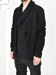 10sei0otto Leather Cardigan