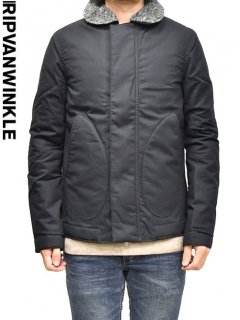ripvanwinkle Military Deck Jaket<img class='new_mark_img2' src='http://www.gordini.jp/img/new/icons8.gif' style='border:none;display:inline;margin:0px;padding:0px;width:auto;' />