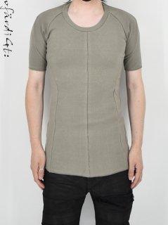 OfärdiGt: Bodysuit Cut&sewn [gray]