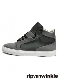 ripvanwinkle High Cut Race Up Sneaker<img class='new_mark_img2' src='http://www.gordini.jp/img/new/icons20.gif' style='border:none;display:inline;margin:0px;padding:0px;width:auto;' />