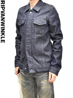 ripvanwinkle Heavy Denim Jacket<img class='new_mark_img2' src='//img.shop-pro.jp/img/new/icons23.gif' style='border:none;display:inline;margin:0px;padding:0px;width:auto;' />