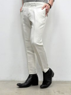 GalaabenD Linen Denim Pants<img class='new_mark_img2' src='https://img.shop-pro.jp/img/new/icons38.gif' style='border:none;display:inline;margin:0px;padding:0px;width:auto;' />
