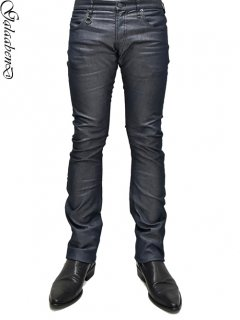 GalaabenD Mercerized Denim Curve Shoe-cut Pants [LIMITED]<img class='new_mark_img2' src='//img.shop-pro.jp/img/new/icons8.gif' style='border:none;display:inline;margin:0px;padding:0px;width:auto;' />