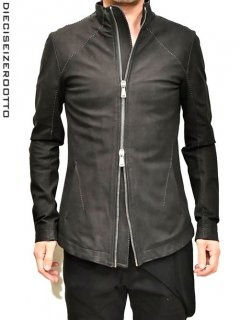 10sei0otto Leather Jacket<img class='new_mark_img2' src='//img.shop-pro.jp/img/new/icons8.gif' style='border:none;display:inline;margin:0px;padding:0px;width:auto;' />