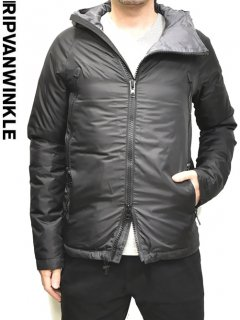ripvanwinkle Hooded Down Jacket<img class='new_mark_img2' src='https://img.shop-pro.jp/img/new/icons38.gif' style='border:none;display:inline;margin:0px;padding:0px;width:auto;' />