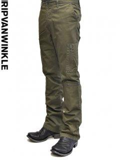 ripvanwinkle Military Pants<img class='new_mark_img2' src='https://img.shop-pro.jp/img/new/icons38.gif' style='border:none;display:inline;margin:0px;padding:0px;width:auto;' />