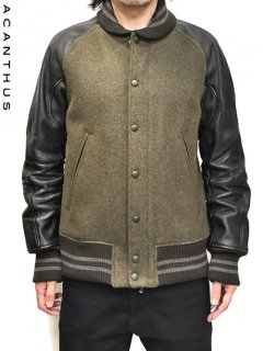 ACANTHUS Studium Jacket [3D arm]  KHAKI<img class='new_mark_img2' src='//img.shop-pro.jp/img/new/icons8.gif' style='border:none;display:inline;margin:0px;padding:0px;width:auto;' />