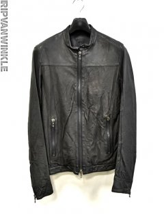ripvanwinkle Leather Riders Jacket<img class='new_mark_img2' src='//img.shop-pro.jp/img/new/icons20.gif' style='border:none;display:inline;margin:0px;padding:0px;width:auto;' />