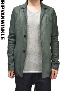 ripvanwinkle Leather Jacket<img class='new_mark_img2' src='//img.shop-pro.jp/img/new/icons20.gif' style='border:none;display:inline;margin:0px;padding:0px;width:auto;' />