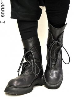 _JULIUS Void Military Boots<img class='new_mark_img2' src='//img.shop-pro.jp/img/new/icons8.gif' style='border:none;display:inline;margin:0px;padding:0px;width:auto;' />
