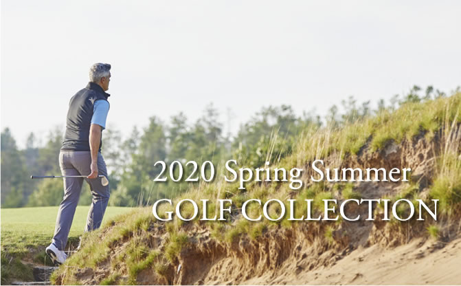 20ss GOLF COLLECTION