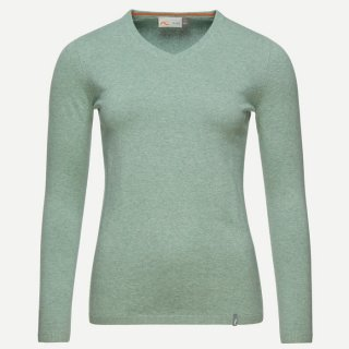 WOMEN KICKI V-NECK PULLOVER<img class='new_mark_img2' src='//img.shop-pro.jp/img/new/icons5.gif' style='border:none;display:inline;margin:0px;padding:0px;width:auto;' />