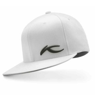 MEN FLAT VISOR STRETCH CAP