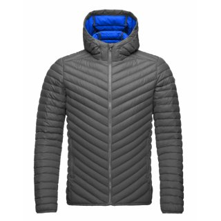 MEN BLACKCOMB HOODED DOWN JACKET