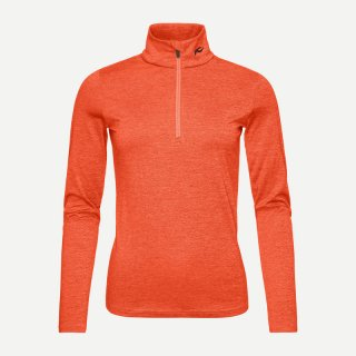 Ladies Feel Halfzip<img class='new_mark_img2' src='https://img.shop-pro.jp/img/new/icons21.gif' style='border:none;display:inline;margin:0px;padding:0px;width:auto;' />
