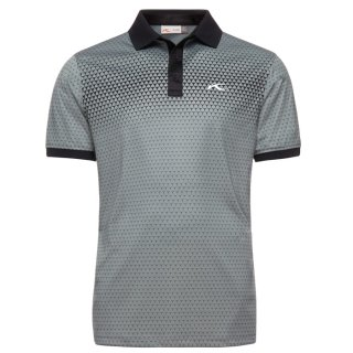 MEN SPOT PRINTED POLO S/S<img class='new_mark_img2' src='https://img.shop-pro.jp/img/new/icons21.gif' style='border:none;display:inline;margin:0px;padding:0px;width:auto;' />