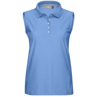 WOMEN SIGNE POLO S/L<img class='new_mark_img2' src='https://img.shop-pro.jp/img/new/icons21.gif' style='border:none;display:inline;margin:0px;padding:0px;width:auto;' />