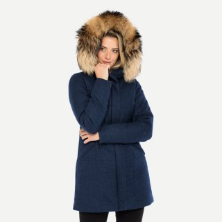 WOMEN STAZ COAT LP WITH FUR<img class='new_mark_img2' src='https://img.shop-pro.jp/img/new/icons5.gif' style='border:none;display:inline;margin:0px;padding:0px;width:auto;' />