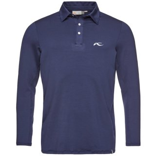 MEN JP SOREN POLO SOLID L/S