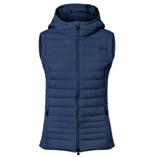 WOMEN MACUNA INSULATION VEST<img class='new_mark_img2' src='https://img.shop-pro.jp/img/new/icons5.gif' style='border:none;display:inline;margin:0px;padding:0px;width:auto;' />