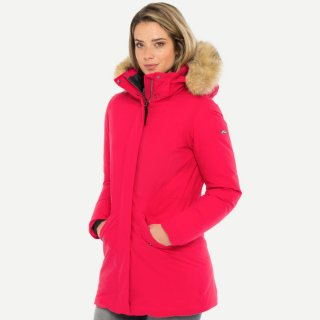 WOMEN ENGIADINA PARKA WITH FUR<img class='new_mark_img2' src='https://img.shop-pro.jp/img/new/icons5.gif' style='border:none;display:inline;margin:0px;padding:0px;width:auto;' />