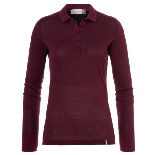 WOMEN SANJA POLO L/S<img class='new_mark_img2' src='https://img.shop-pro.jp/img/new/icons5.gif' style='border:none;display:inline;margin:0px;padding:0px;width:auto;' />