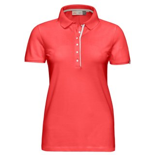 WOMEN SANNA POLO S/S<img class='new_mark_img2' src='https://img.shop-pro.jp/img/new/icons5.gif' style='border:none;display:inline;margin:0px;padding:0px;width:auto;' />