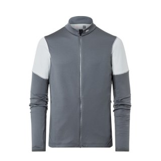 MEN DIAMOND FLEECE JACKET