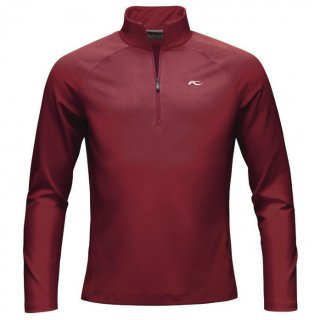 MEN SECOND SKIN HALFZIP