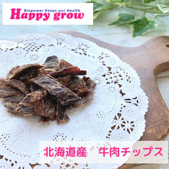 北海道産 牛肉チップス