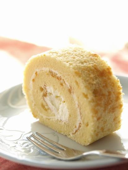 米粉ロールケーキゆず