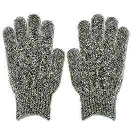 銀のグローブ (プレミアカラー手袋 シルバー) 1組