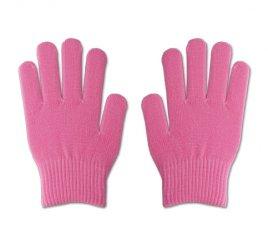 のびのび手袋 ピンク 1組