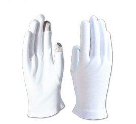 スマートフォン綿手袋 10組