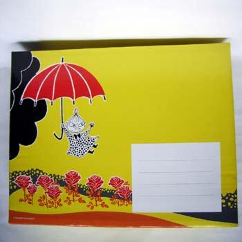 ムーミン・リトルミィ/フィンランド郵便局BOX